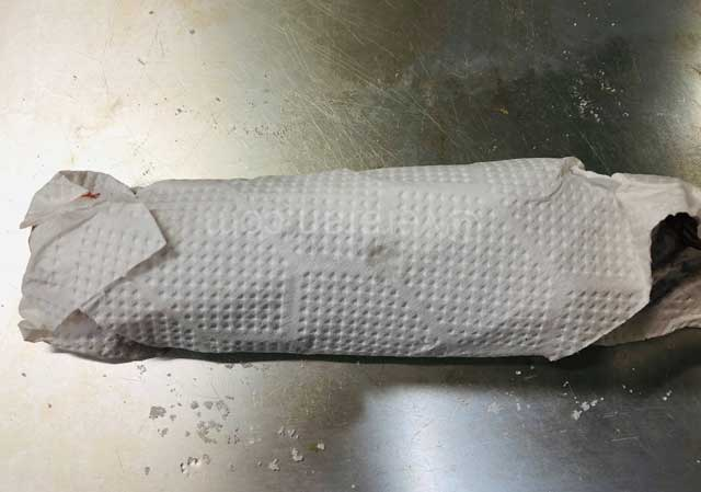 アイラップで作る塩かつお
