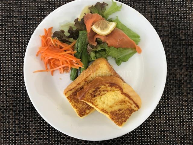 フレンチトーストの作り方 アイラップ