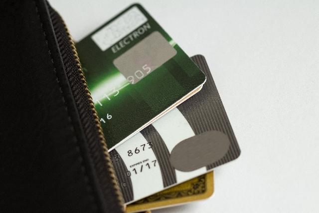 クレジットカード銀行残高