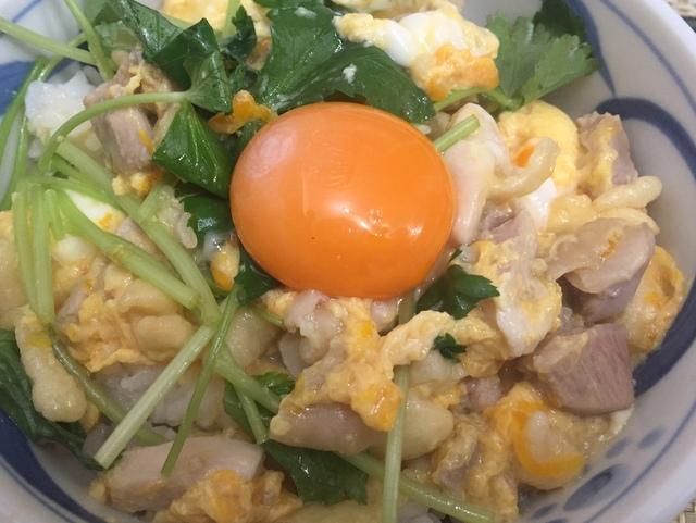 京都人の密かな愉しみ 親子丼の作り方