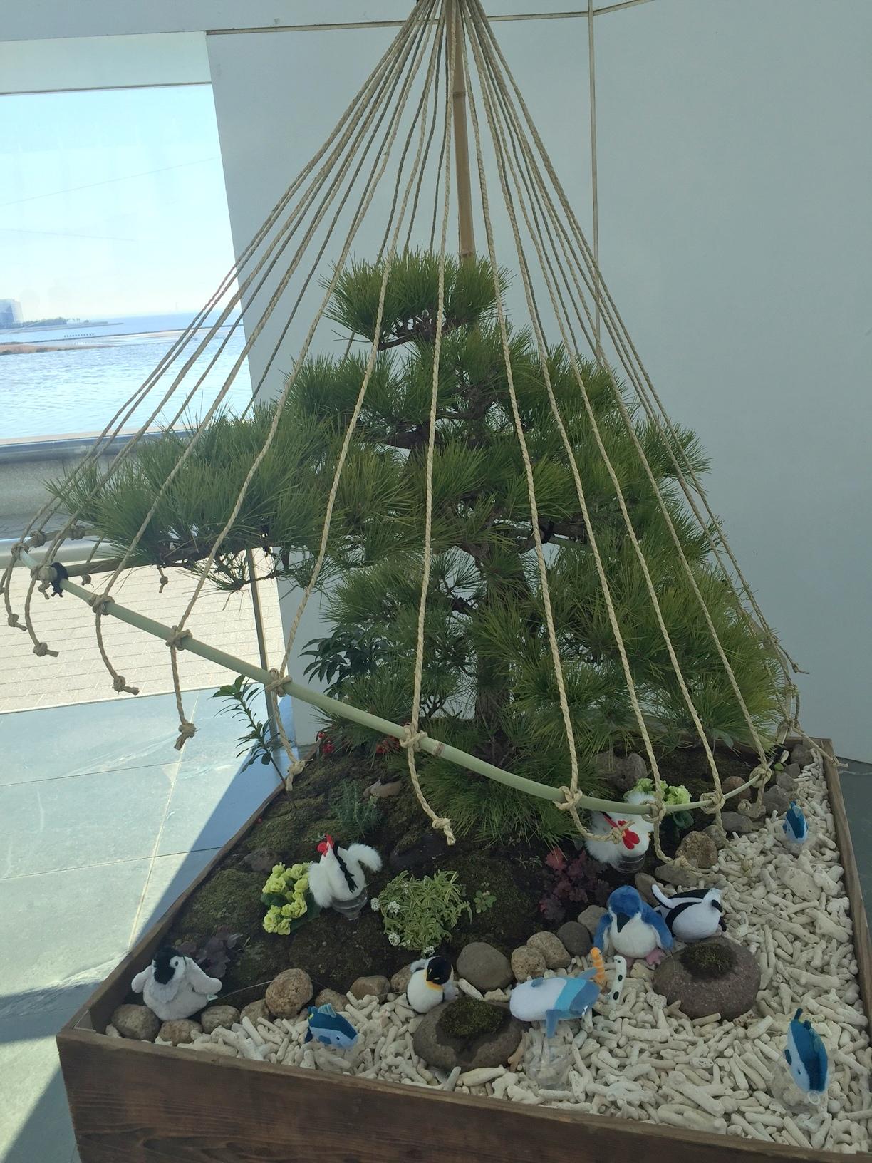 葛西臨海水族園 お正月イベント